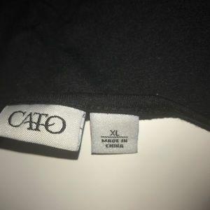 Cato Tops - Cato XL Sequin Tank Top